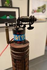 Steampunk Lampe Tattoo Remover