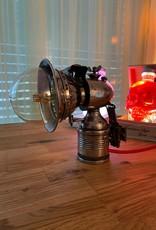 Steampunk Lampe Karbid