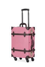 Retro Punk Pink Rollkoffer 65cm
