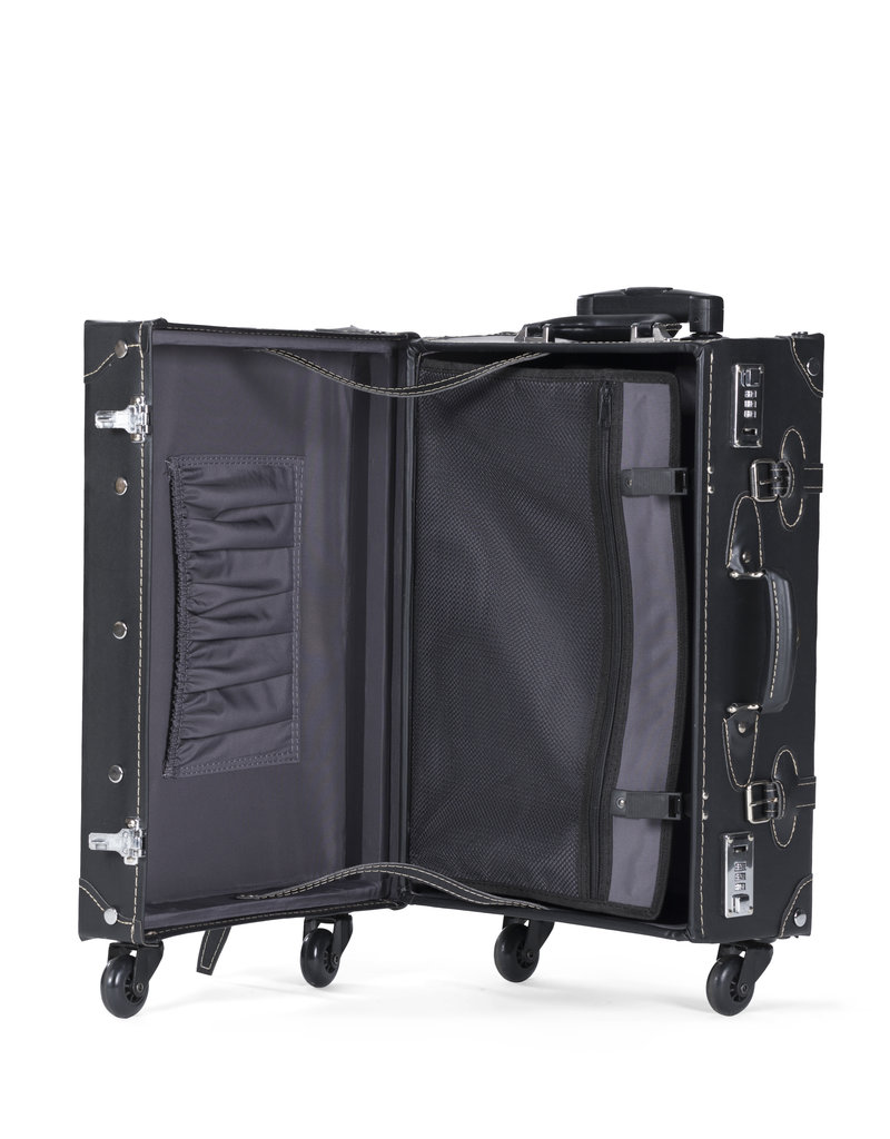 Retro Punk Meridian Rollkoffer 65cm