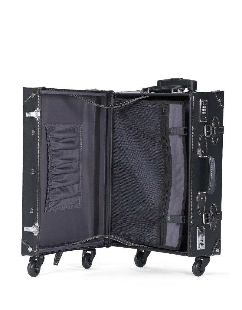 Retro Punk Meridian Rollkoffer 55cm Cabin Size