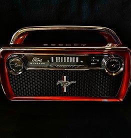 Retro Punk Mustang Radio