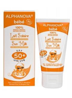 Alpha Nova Alphanova Sun Bio SPF 50+ Baby Sun Milk 50g