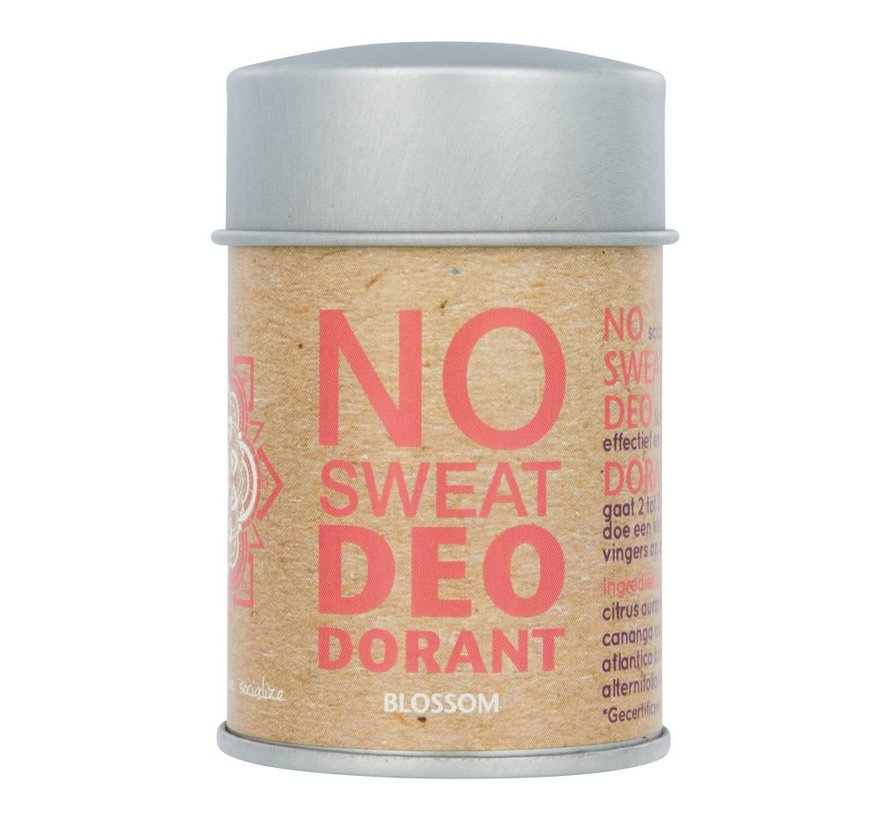The Ohm Collection No Sweat Deo Blossom