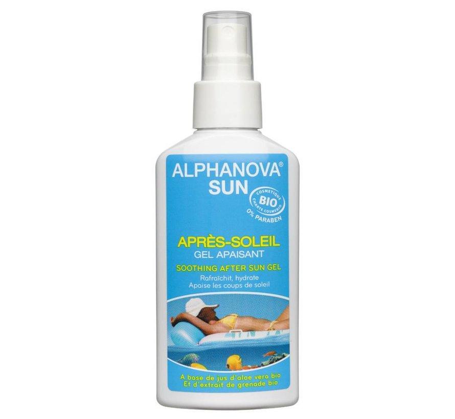 Alphanova Sun After Sun Bio Spray 125ml
