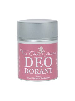 Ohm Collection The Ohm Collection Deo Dorant Rose