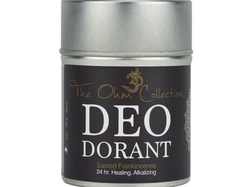 Ohm Collection The Ohm Collection Deo Dorant Sacred Frankincense