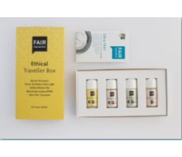 Fair Squared Fair Squared Ethical Traveller Box