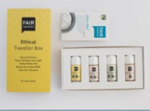 Fair Squared Fair Squared Ethical Traveller Box
