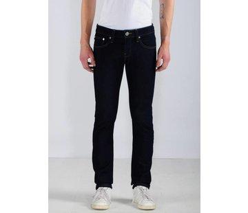 Mud Jeans Mud Jeans Slim Lassen - Strong Blue