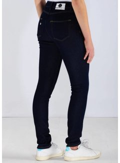 Mud Jeans Mud Jeans Skinny Hazen - Strong Blue