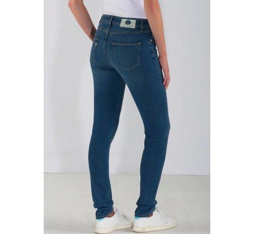 Mud Jeans Mud Jeans Skinny Hazen - Pure Blue
