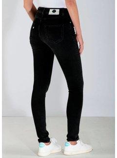 Mud Jeans Mud Jeans Skinny Hazen - Dip Dry
