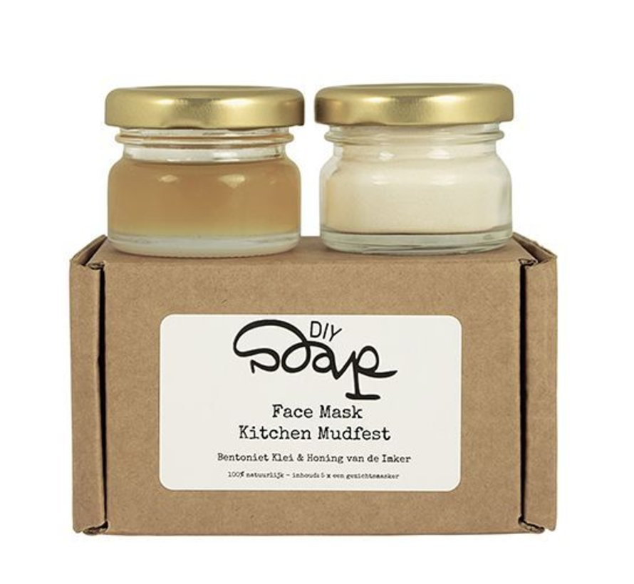 DIY Soap Gezichtsmasker met Biologische Honing