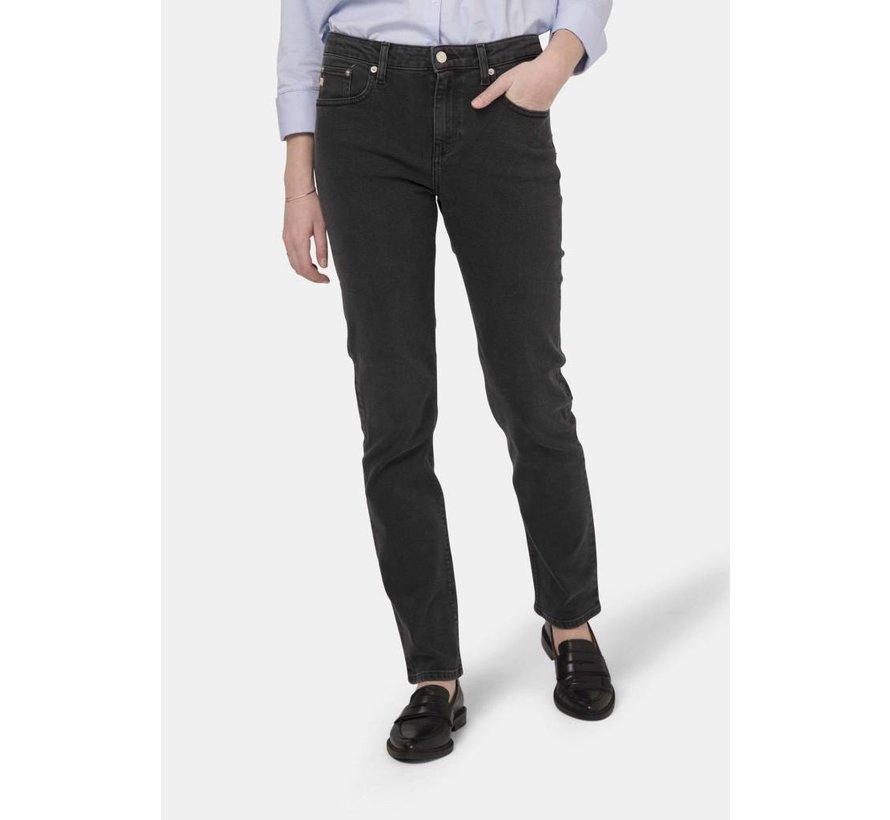 Mud Jeans Stretch Mimi - Stone Black