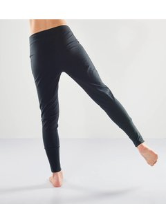 Urban Goddess Yoga Broek Life is a Dance Urban Black