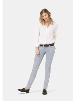 Mud Jeans Mud Jeans Skinny Lilly - Sea Stone