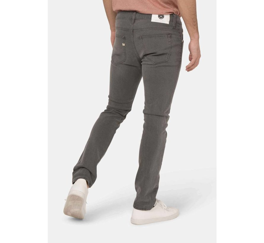Mud Jeans Slim Lassen - 03 Grey