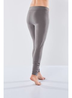 Urban Goddess Yoga Broek Life is a Dance Volcanic Glass
