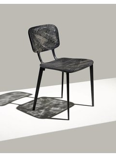 LABEL/BREED MARLEEN KAPTEIN & NLR  Recycled Carbon Chair