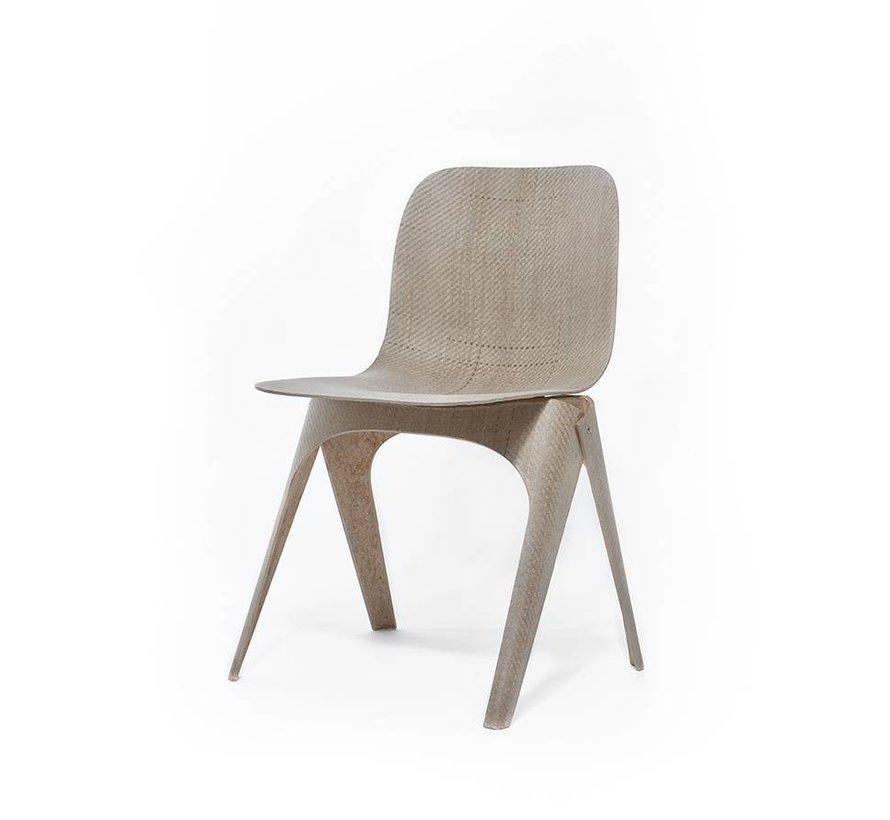 Flax Chair by CHRISTIEN MEINDERTSMA & ENKEV