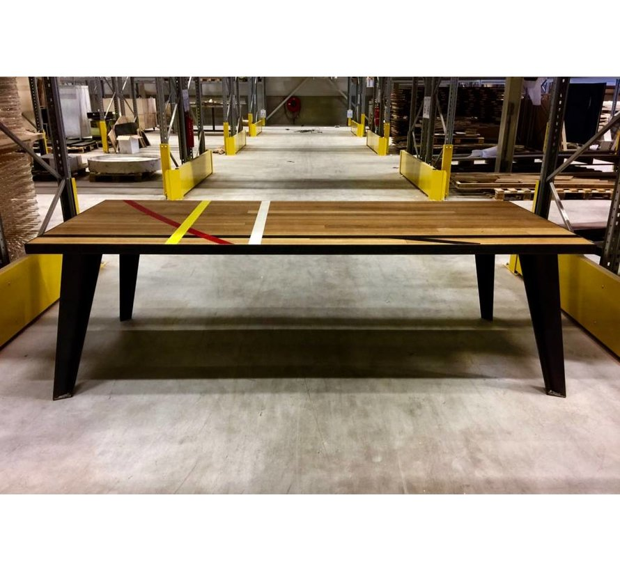 Planq Gym Floor Line