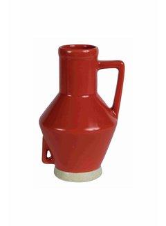 Return to Sender Return to Sender Vase Portugal small red