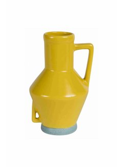 Return to Sender Return to Sender Vase Portugal  small yellow
