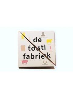 Coco-Conserven Tostifabriek-boek
