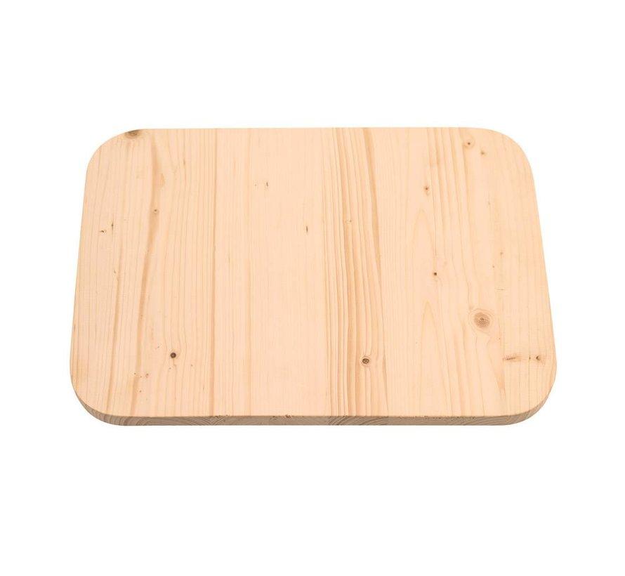 BinBang vurenhouten plank