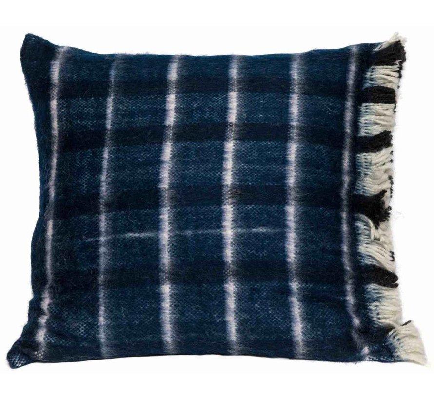 Return to Sender Pillow Case Blue