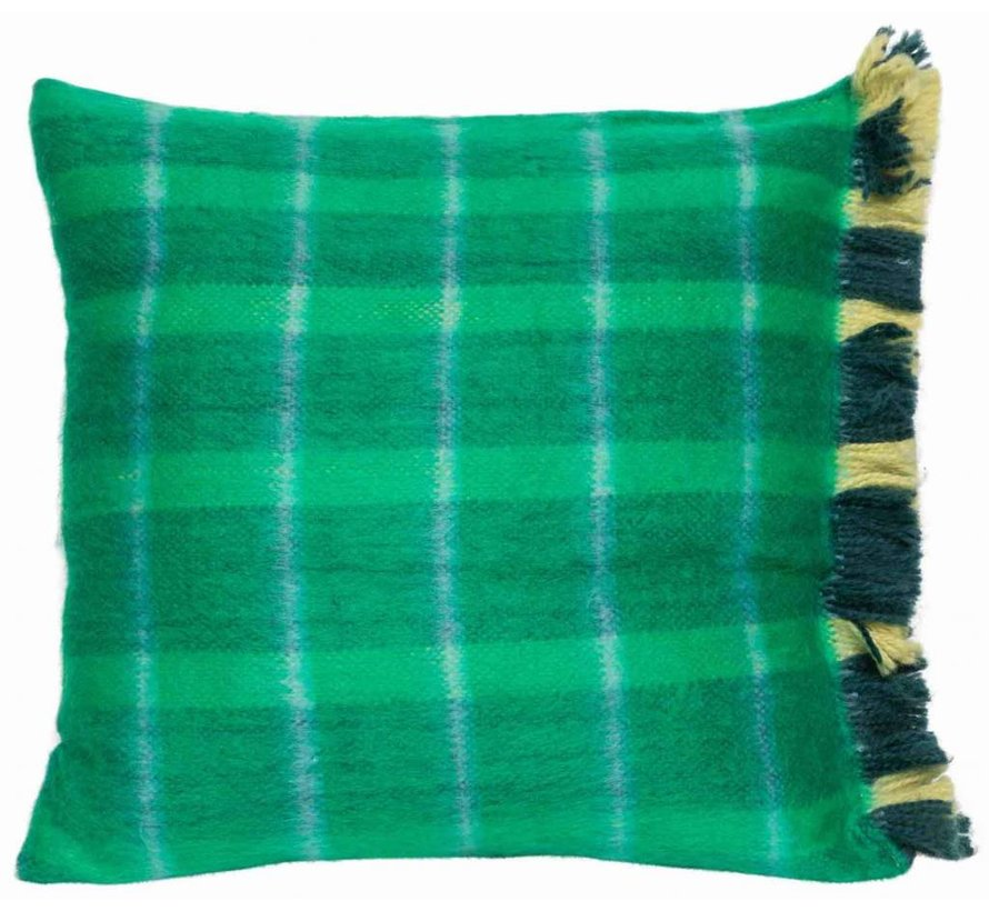 Return to Sender Pillow Case Green