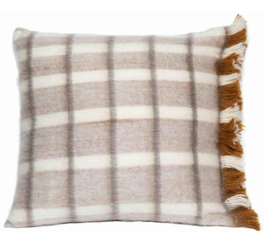 Return to Sender Pillow Case White