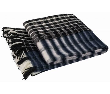 Return to Sender Return to Sender Plaid Turn Around - Blue
