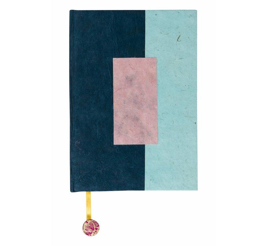 Return to Sender Happy notes - a5 - darkblue