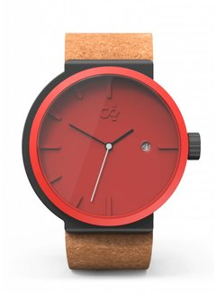 Circular Clockworks Circular Clockworks Watch Funky Fox + Sienna