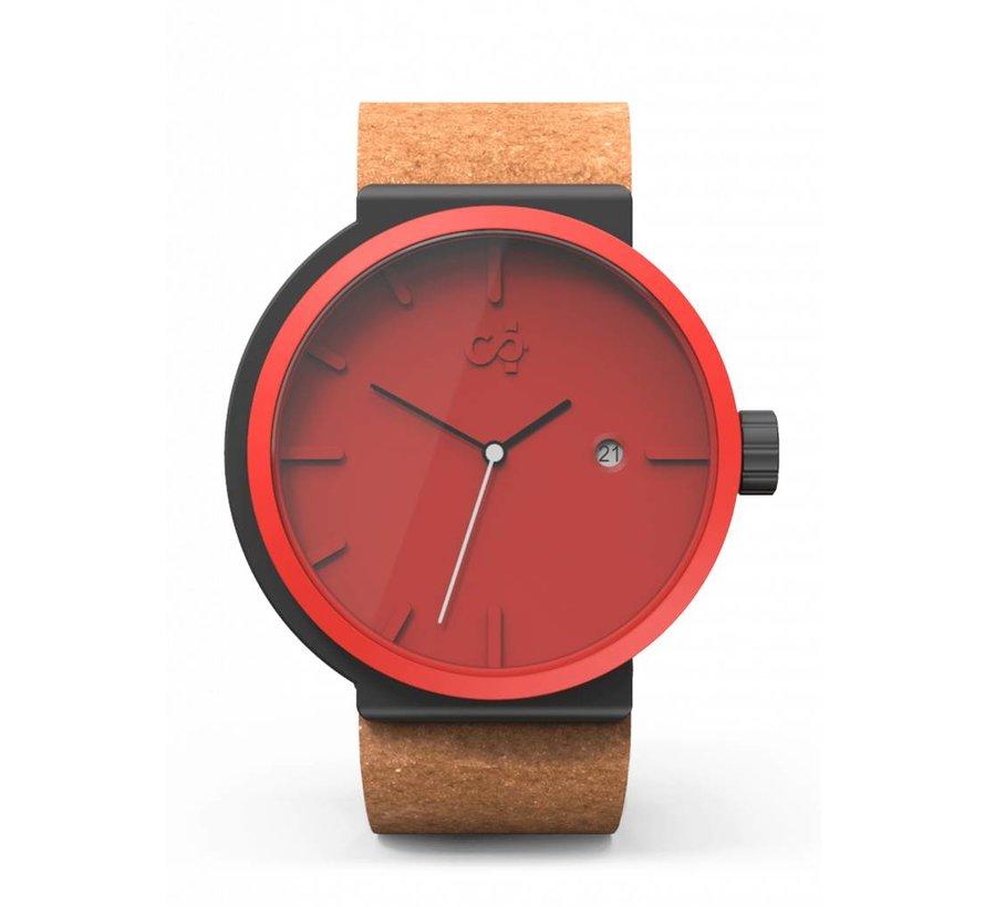 Circular Clockworks Watch Funky Fox + Sienna