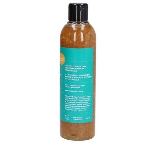 BeeBlue SOOP circulaire bodywash van sinaasappelschil