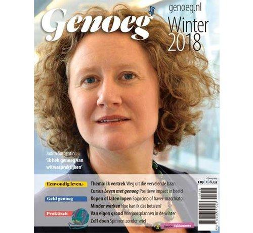 Genoeg Proefabonnement magazine Genoeg