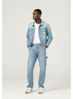 Mud Jeans Mud Jeans Tyler Unisex Denim Jacket - Heavy Stone