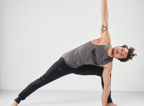 Renegade Guru Yoga Tank shirt Moksha -  Volcanic Glass
