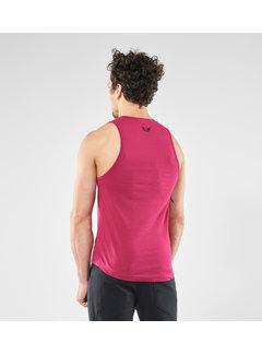 Renegade Guru Yoga Tank shirt Moksha -  Marsala Spice