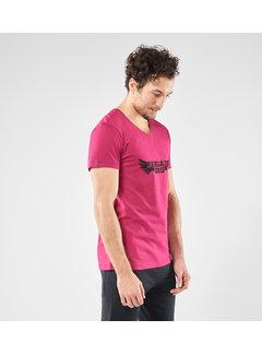 Renegade Guru Yoga T-shirt Moksha -  Marsala Spice