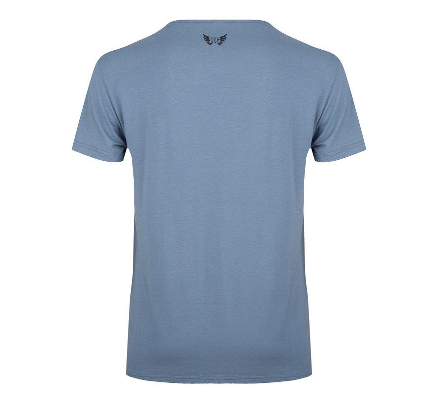 Yoga T-shirt Moksha Zen -  Green Earth