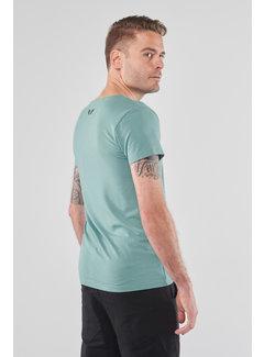 Renegade Guru Yoga T-shirt Moksha Zen -  Sea Green