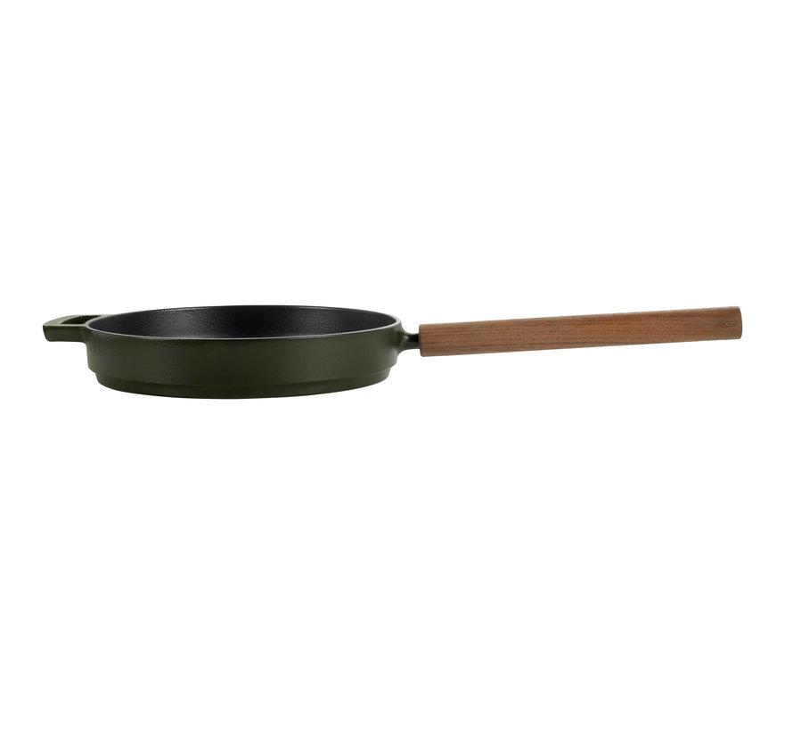 Fry Pan 28CM Green