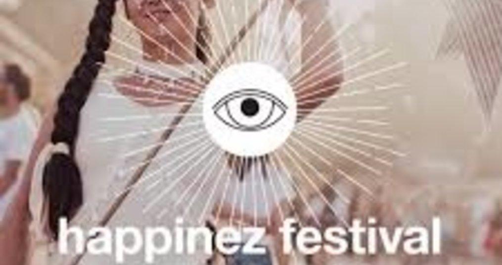 Dit weekend is Next op het Happinez Festival.