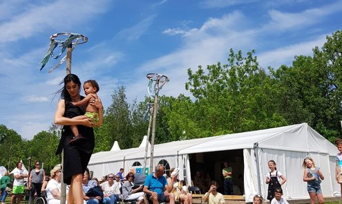 10 juni Fair Fashion Show op de Appelparade!