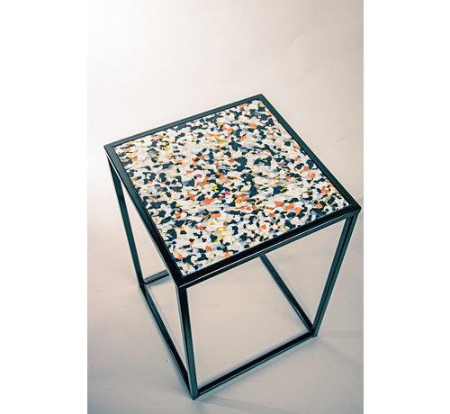 Troep Design Troep Bijzettafel van gerecycled plastic