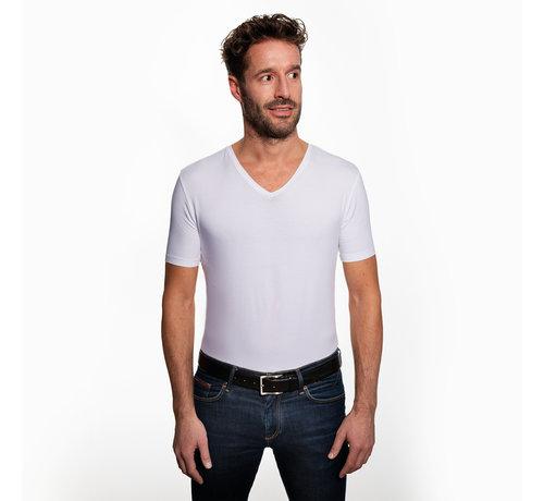 SKOT Fashion Duurzaam Basic Wit T-shirt (2 stuks)